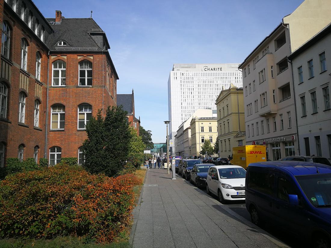 Больница здорового человека в Берлине