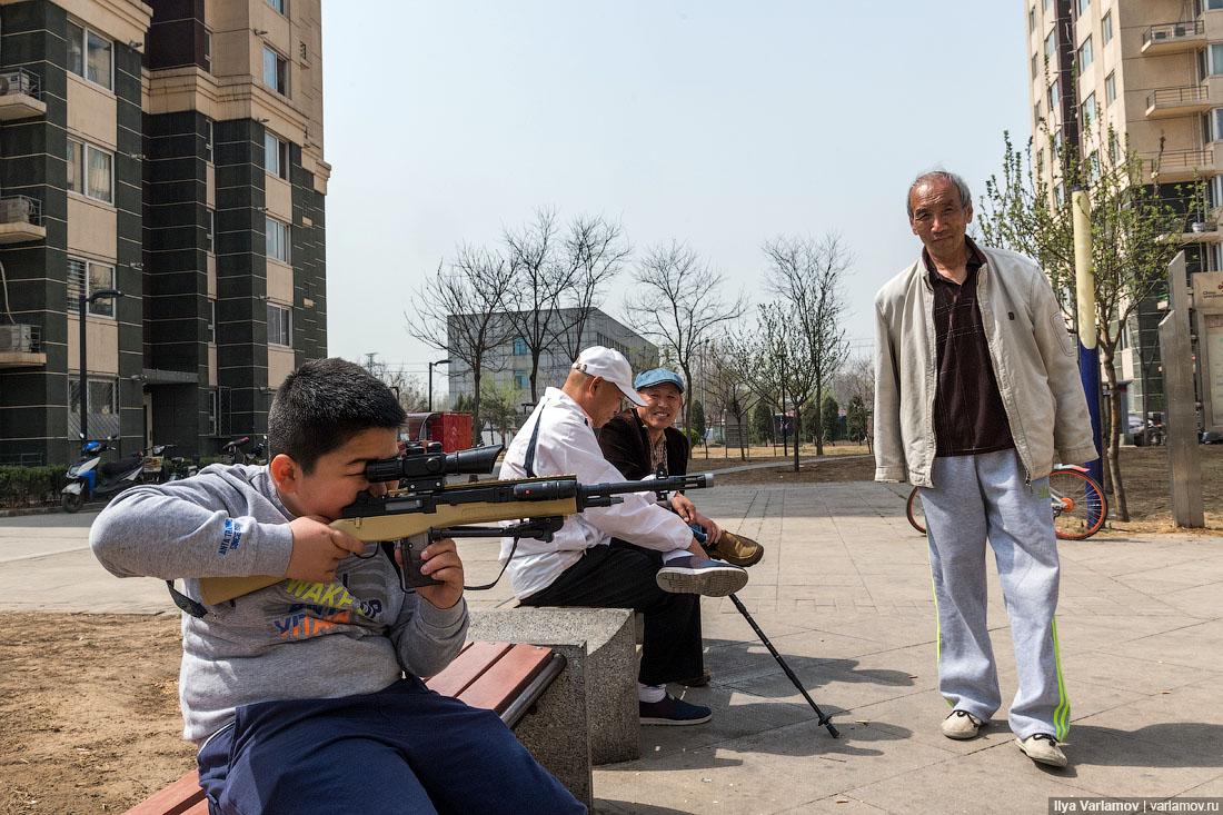 Новые районы Китая: хотели бы так жить?