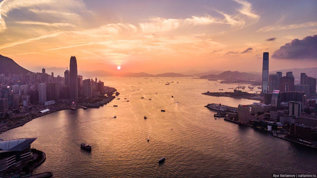 Гонконг: неправильный Китай
