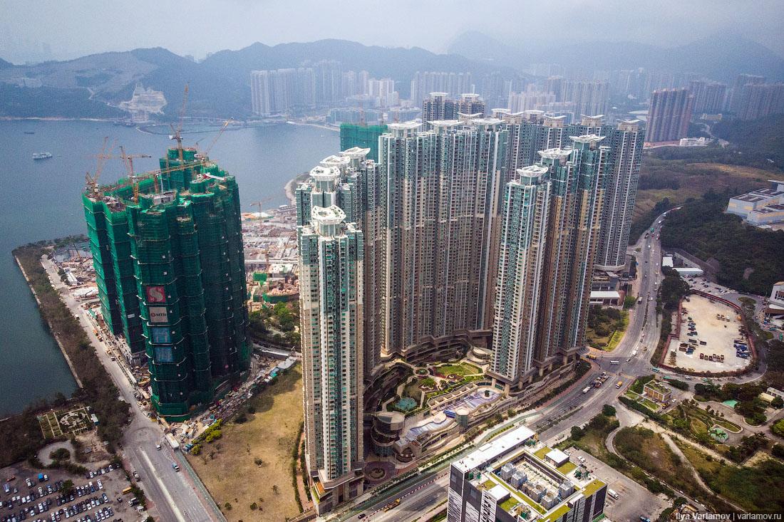 Гонконг - жизнь в клетке