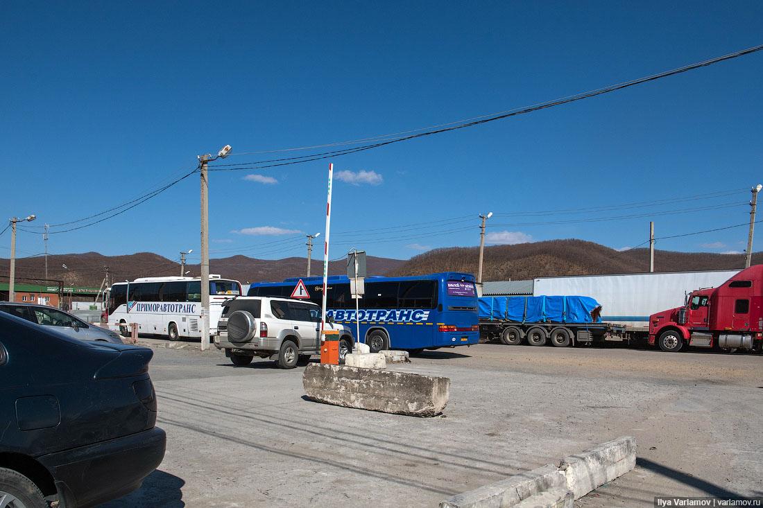 Россия | Китай: невероятный контраст на границе
