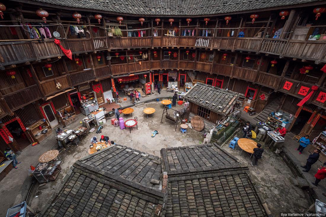 Одно из самых удивительных мест Китая