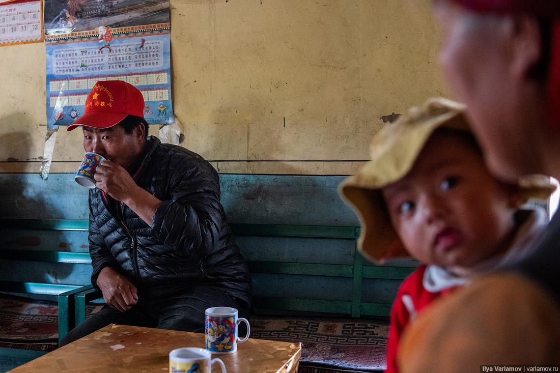 Как живут простые люди в Тибете