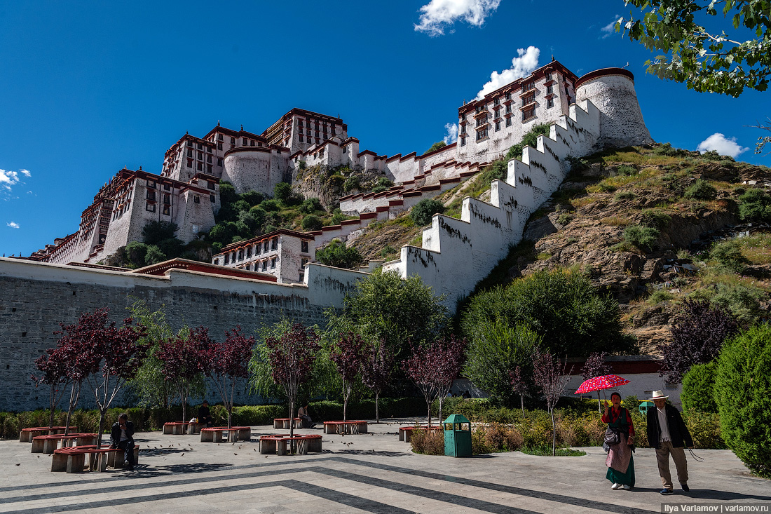 Give a piece of love, and you will get charming rays! Potala, palace, Lhasa, Lhasa, palace, Tibet, Tibet, you can, cities, tourists, maybe here, Dalailam, before, time, tourists, city, Jokhang, namely, shoot