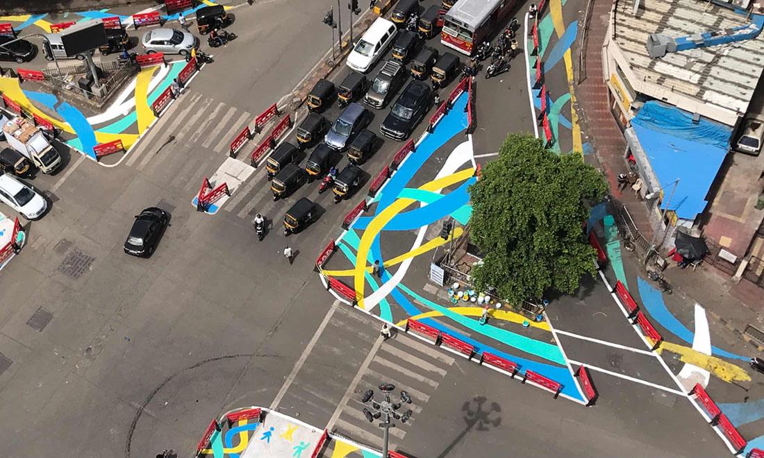 Как с помощью ведра краски сделать город лучше
