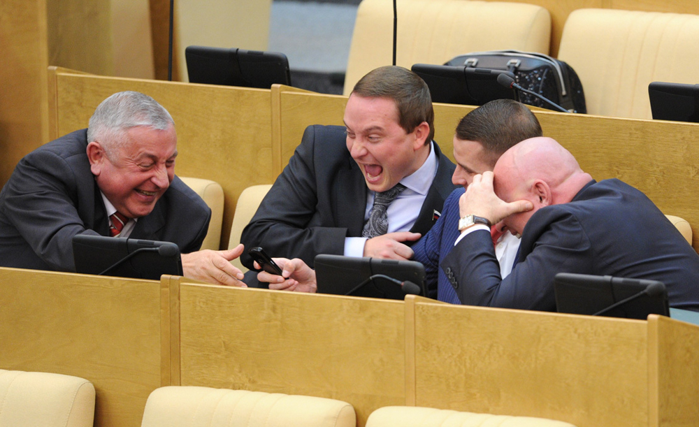 Во сколько народу обходятся депутаты Госдумы и их друзья