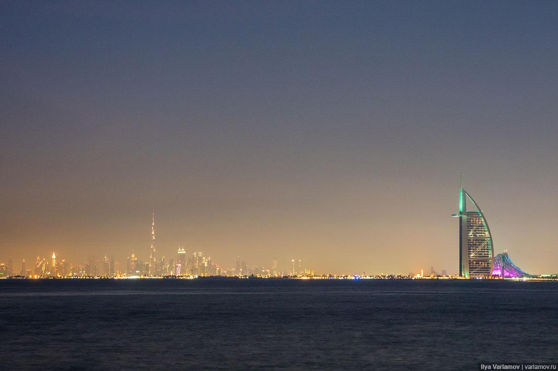 Дубай: город победившего автомобиля