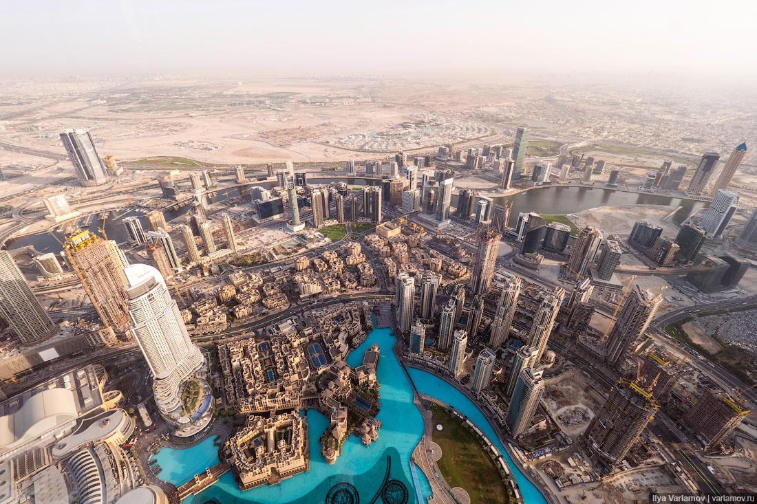 Как изменился Дубай за 7 лет