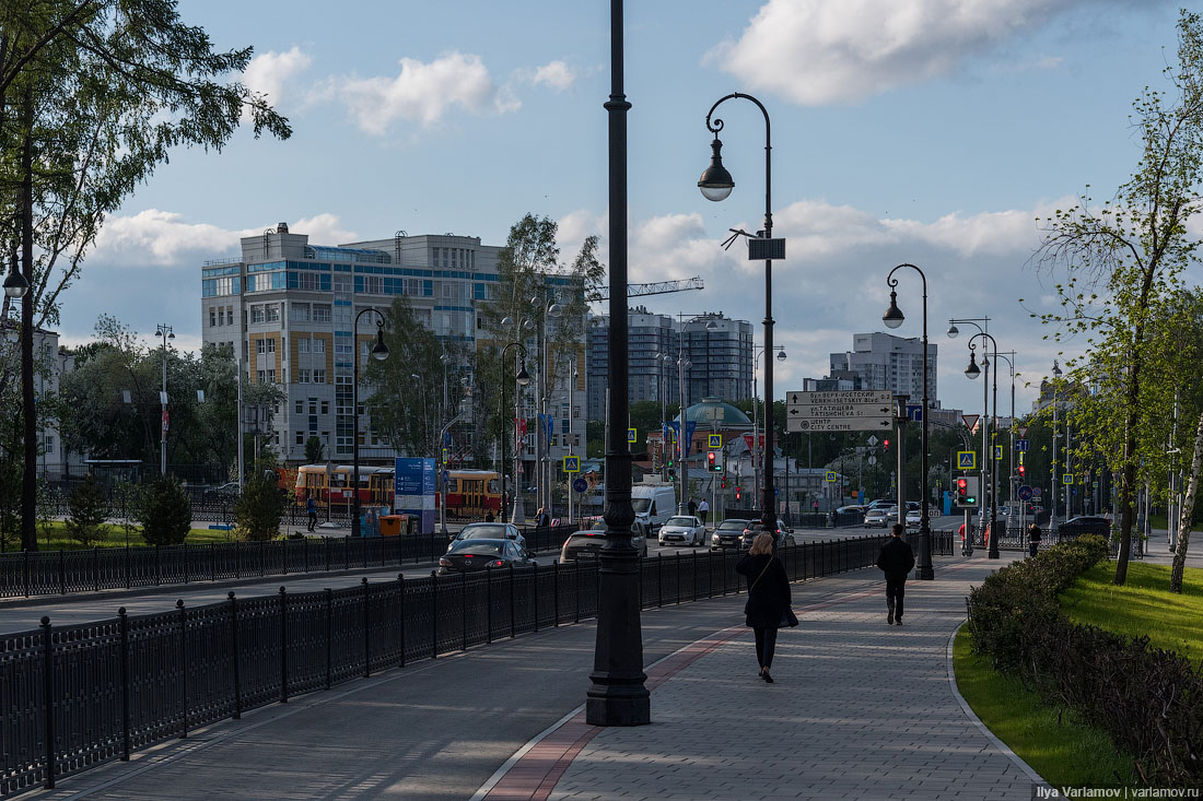 Лучший город России отказывается от заборов!