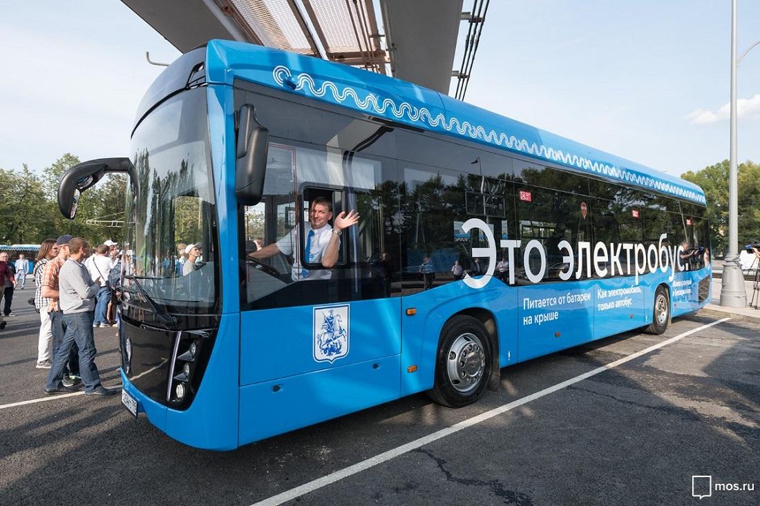 Что не так с электробусами?