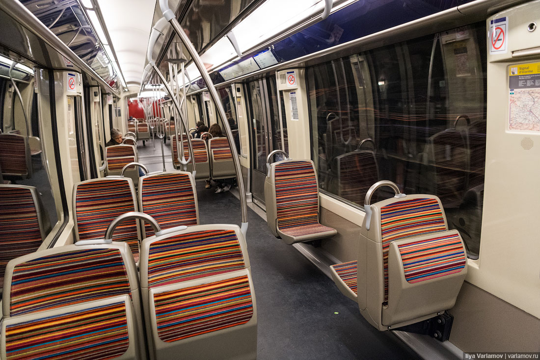 Безопасно ли ездить на метро во время эпидемии COVID-19?