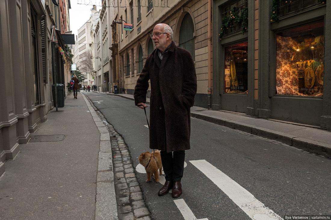 Лион: городская среда здорового человека