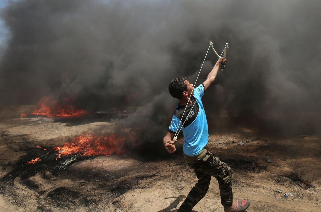 Евреи против арабов: что творится на границе Израиля