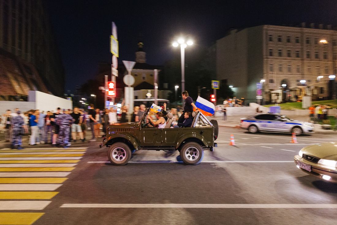 Праздник на улицах Москвы! Можем повторить?