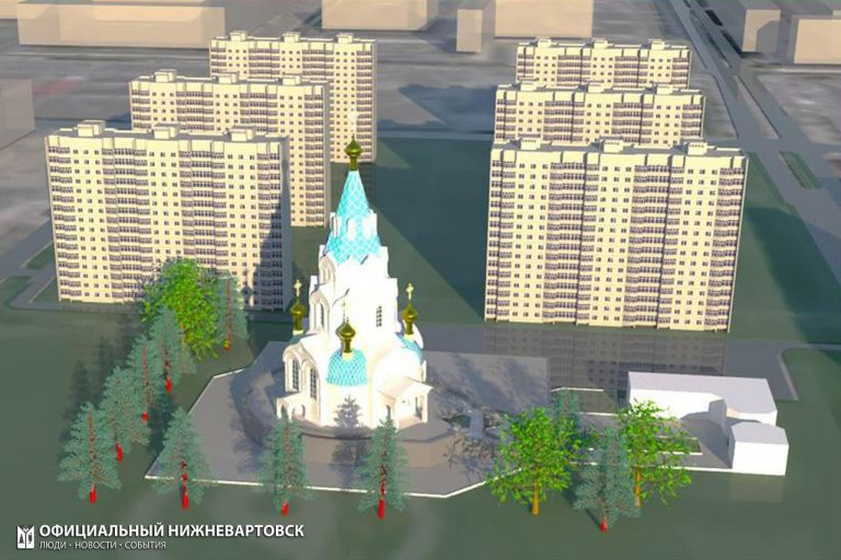 Temples against temple cancer, Nizhnevartovsk, against, Orthodox, build, build,microdistrict, church, construction, temples, will, hearings, when, district, city hall, residents, need, person, Nizhnevartovsk, time
