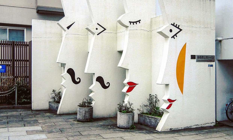 Причудливые туалеты Токио