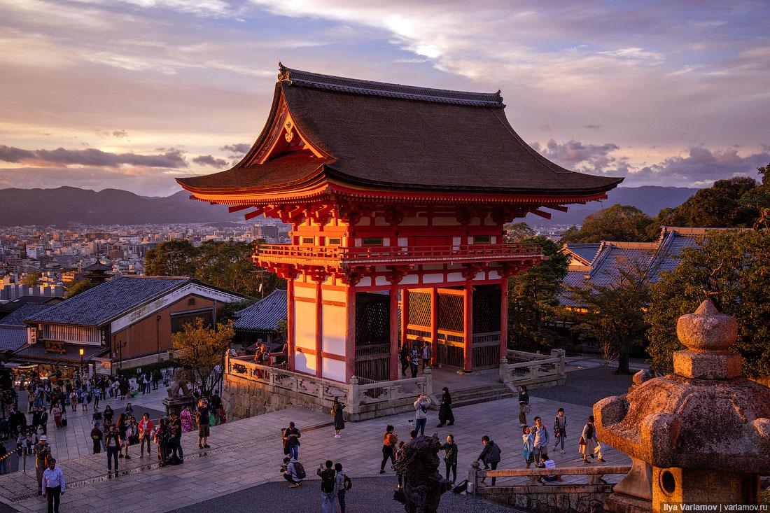 Город-музей Киото. Смотрите, какая красота!