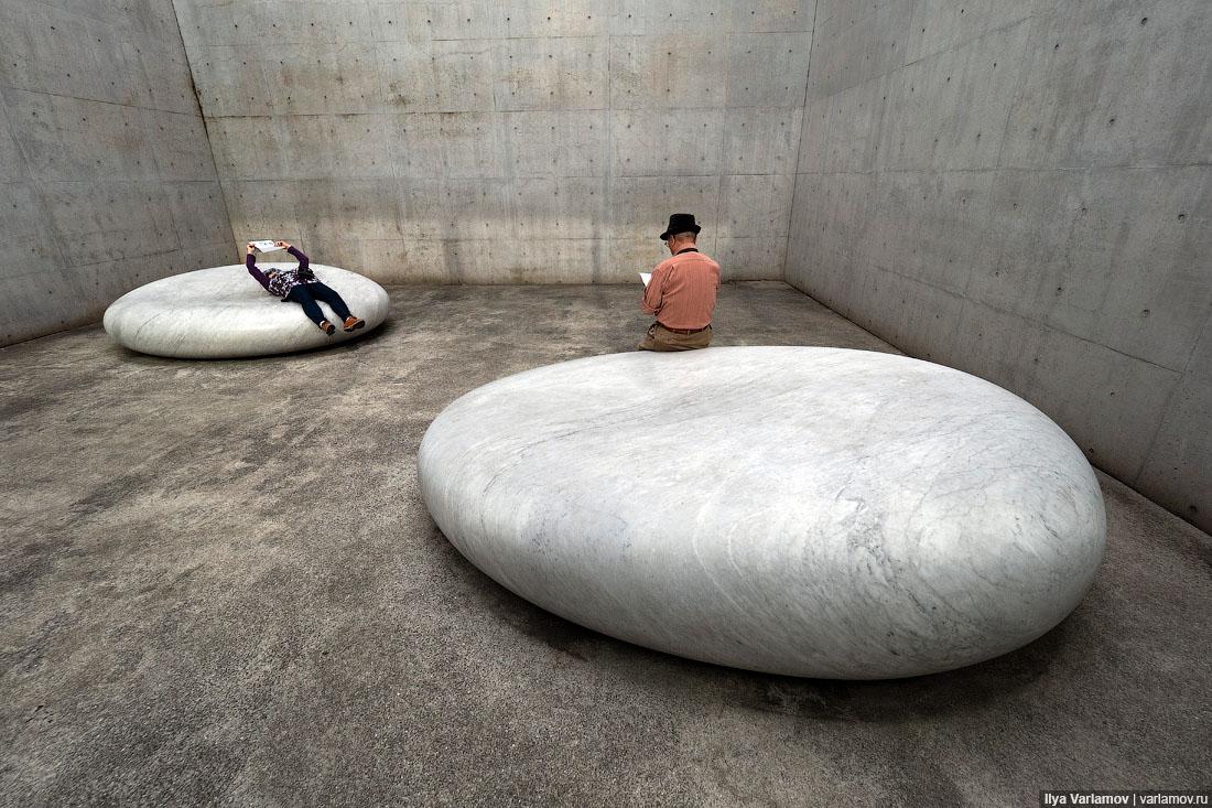 Наосима: ночь в музее за 800 долларов