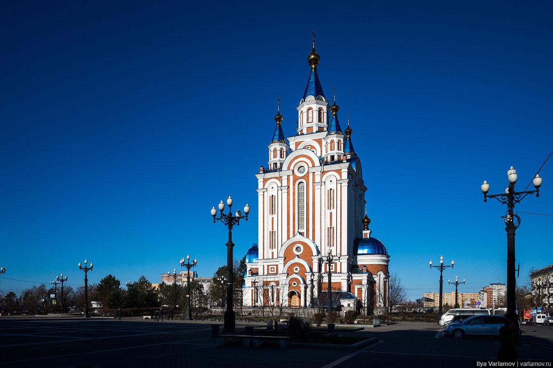 Самый уродливый храм России