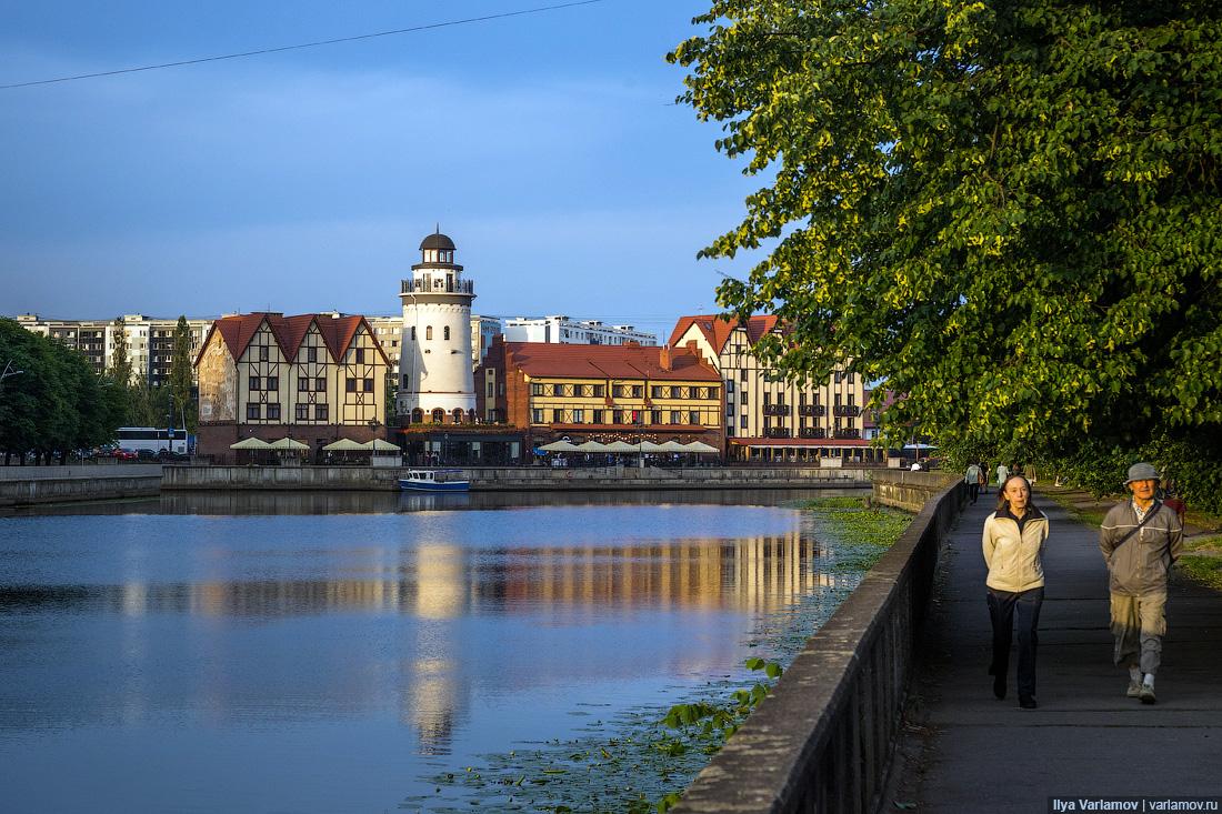 Настоящий Калининград: получилось ли как в Европе?