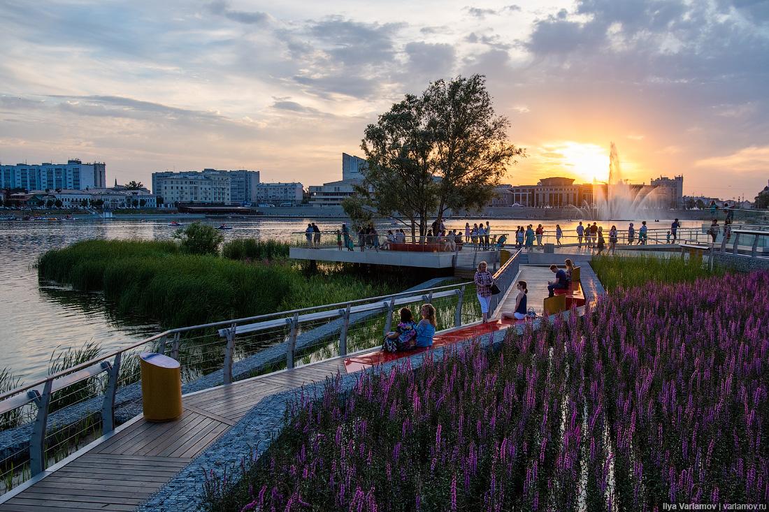 Казань: город, который всегда готов к ЧМ