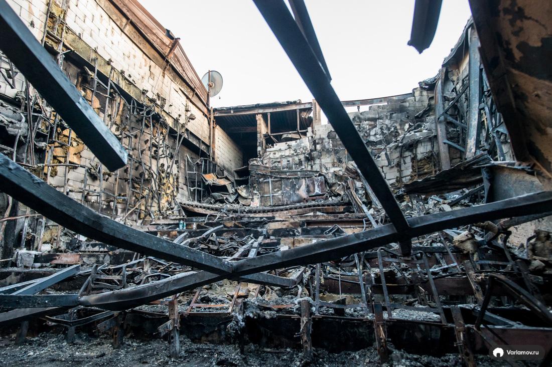 """Пожарный, работавший в горящей """"Зимней вишне"""", стал фигурантом уголовного дела"""