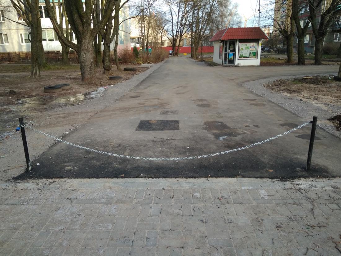 Как мэр лужу наказал Калининграда, двора, половина, КалининградRu, Здесь, стало, дворов, всегда, правда, после, обручения, лужей, Сейчас, Калининград, только, грязь, грязи, Кёнигсберг, стыдно, просто