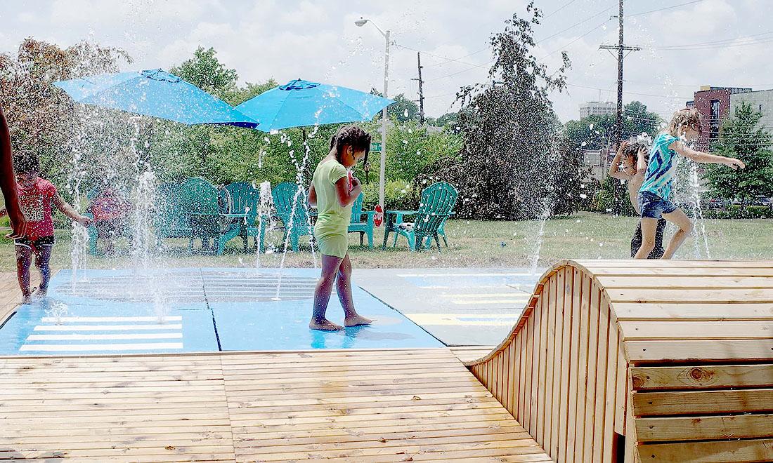 Как должен выглядеть удобный для детей город?