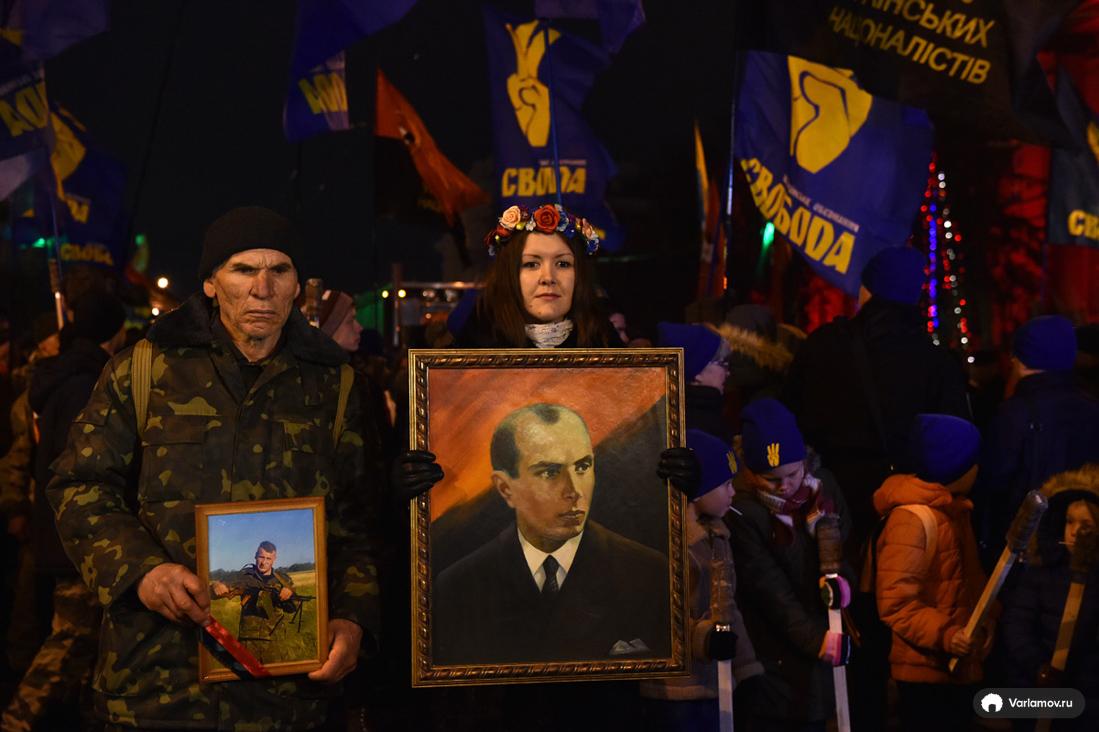 Украина официально отметит 110-летие Степана Бандеры