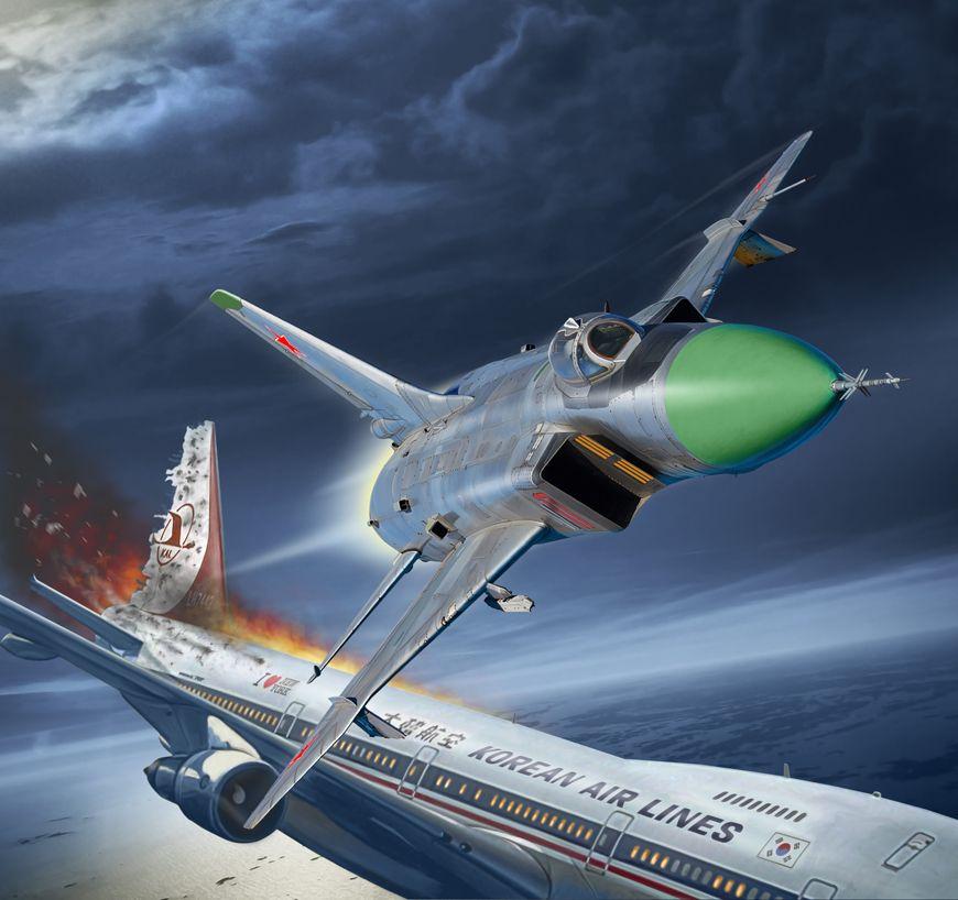 Военные по ошибке сбили самолет