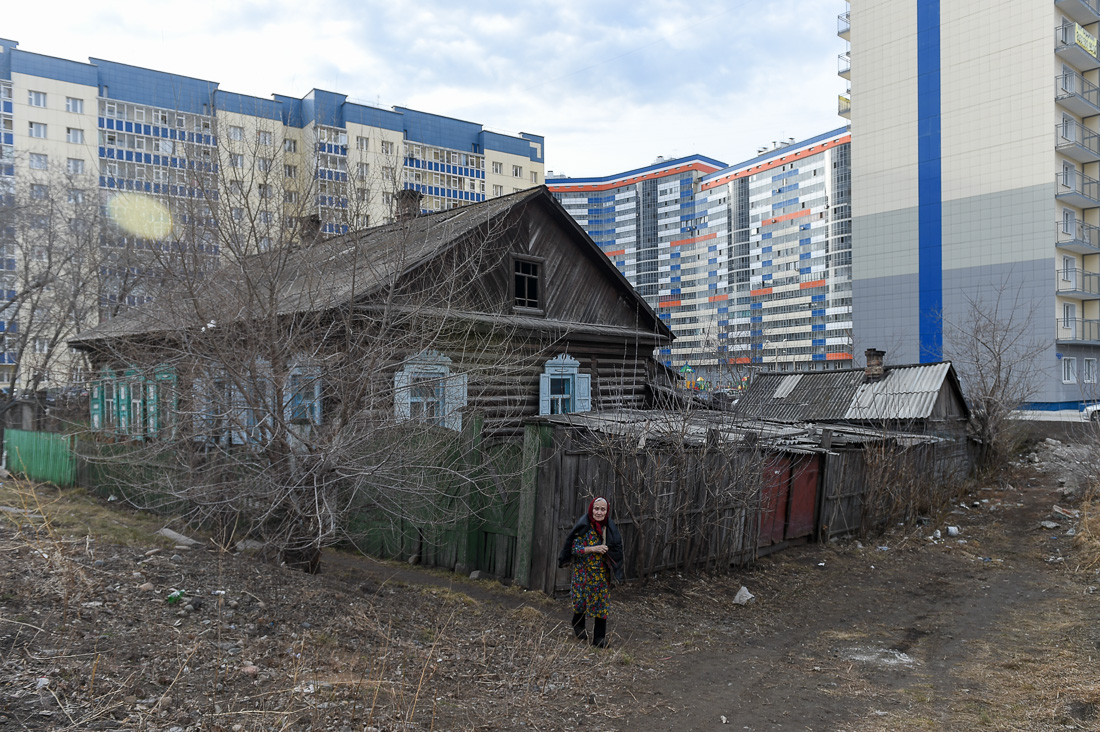 Граница: лютый пиздец и красотища в Красноярске