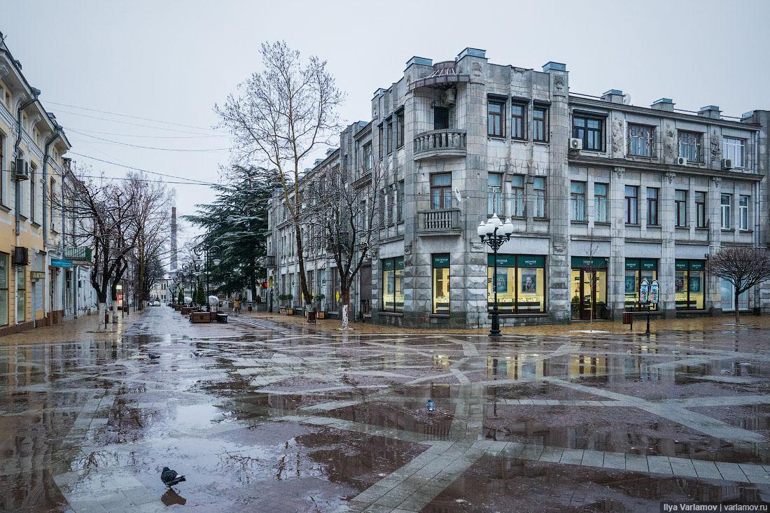 Симферополь: деньги есть, а толку нет