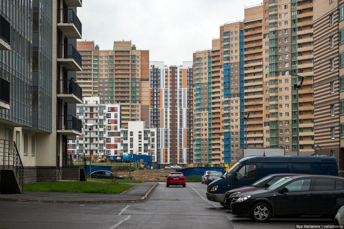 Питерские гетто теперь в безопасности (или нет)!