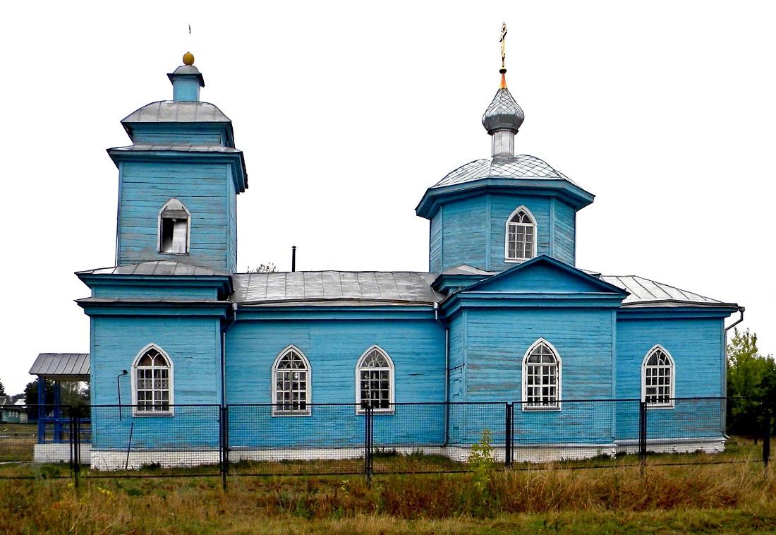 Стандарт уродования храмов