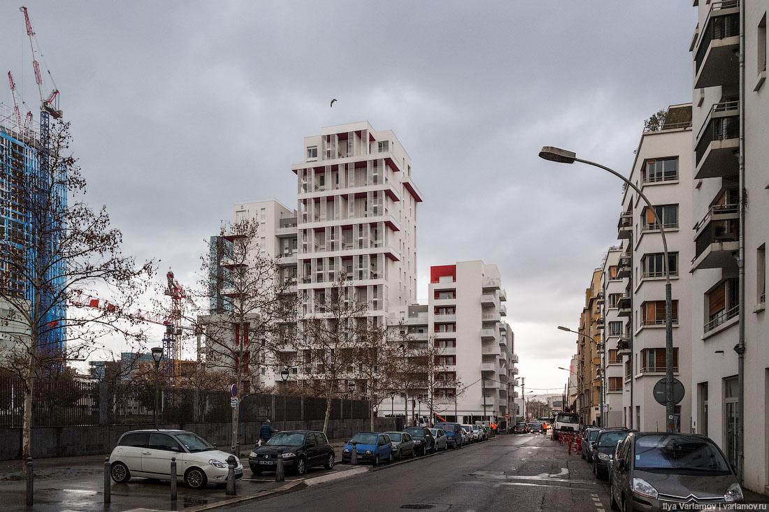 Жуткий Марсель во Франции и во всём виноват Путин