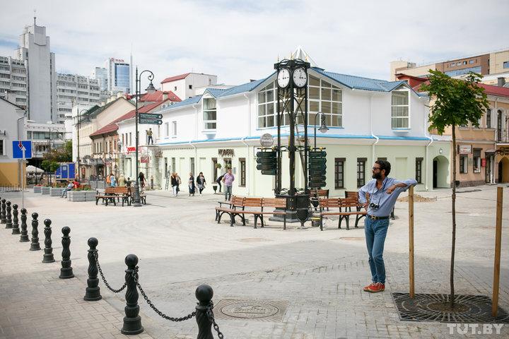 Заставь дурака богу молиться: как в Минске сделали пешеходные улицы