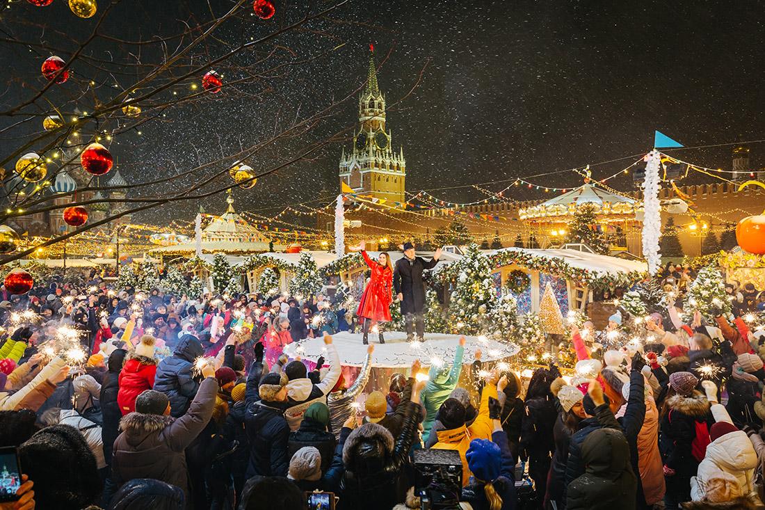 Самый красивый город этой зимы