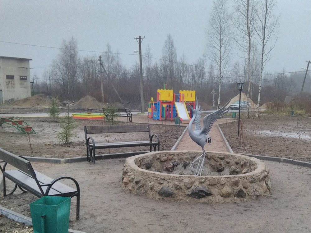 В Ленобласти открыли грязь!