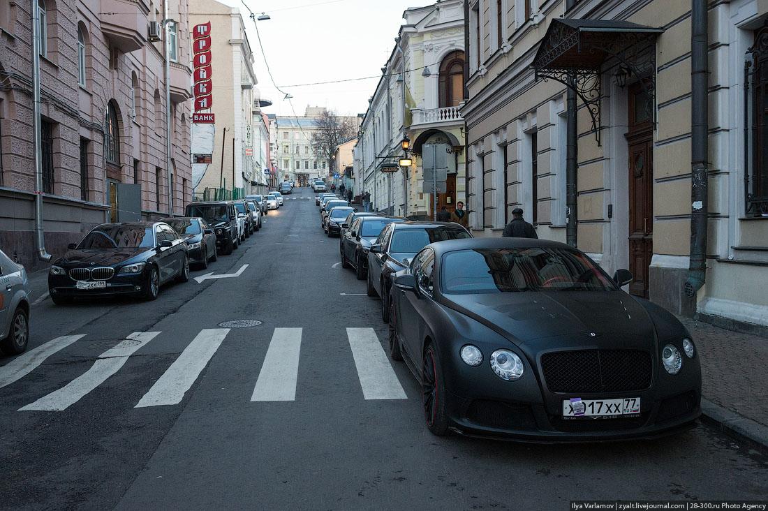 Возмутительный пост про парковки!
