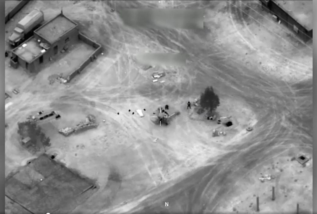 Неподтвержденное: жертвами авиаудара американских военных в Сирии стали более 200 россиян