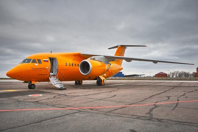 В Подмосковье разбился пассажирский самолет, на борту находились более 70 человек