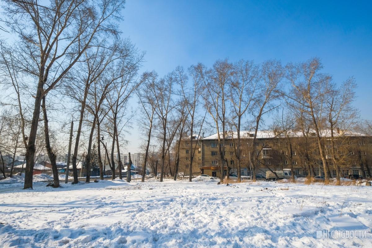 Мэрия Новосибирска решила потратить 600 тысяч рублей на снос несуществующего дома