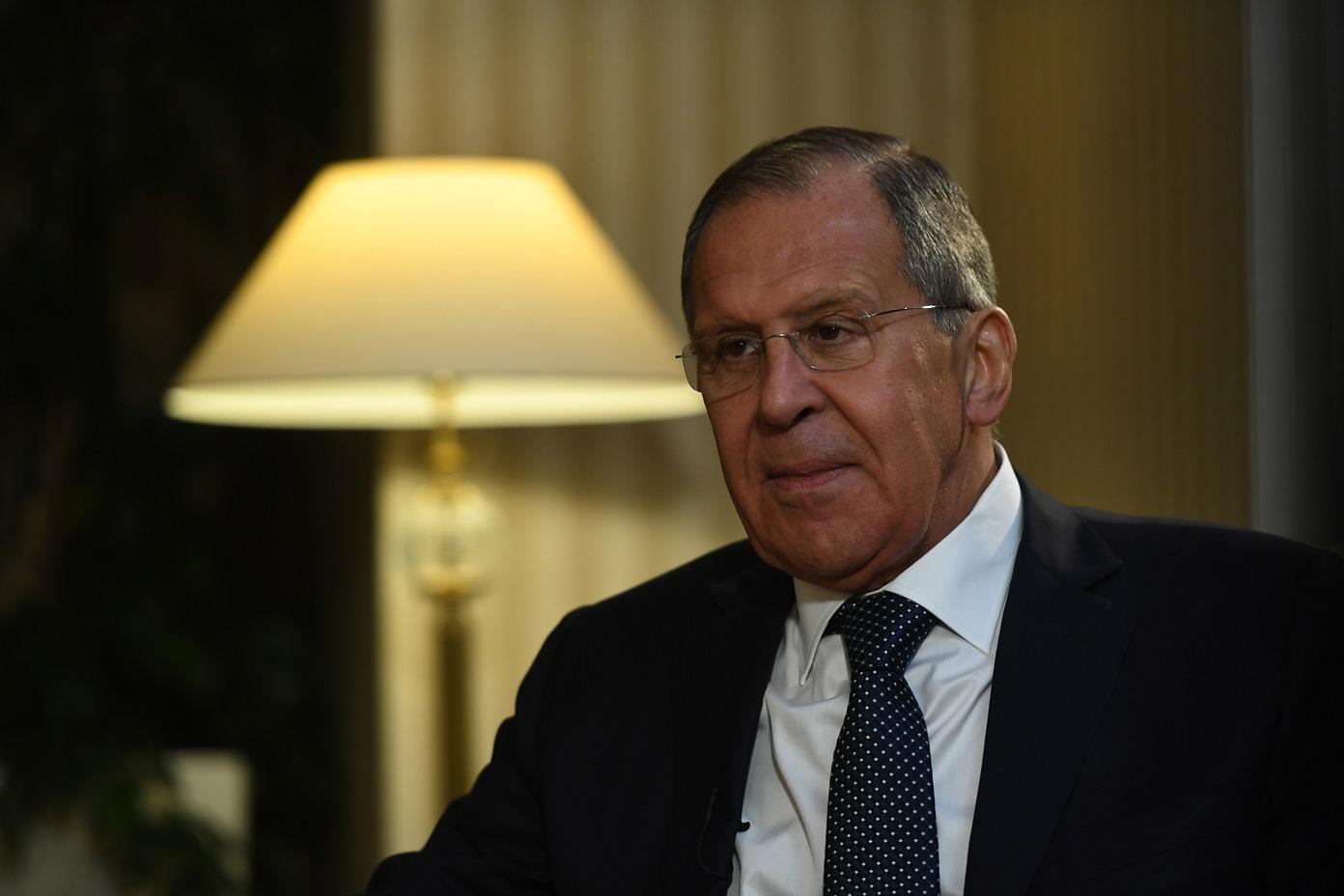 RTVI: глава МИД Сергей Лавров не войдет в состав нового правительства