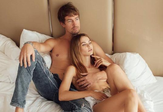 Секс с настеи