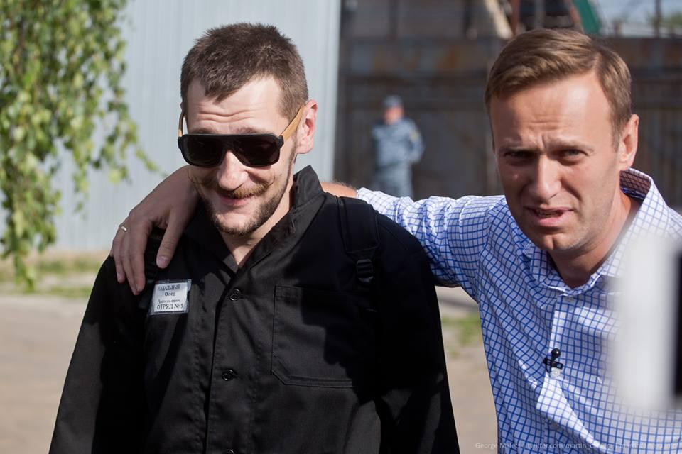 Хайпожор Алексей Навальный пиарится за счет брата