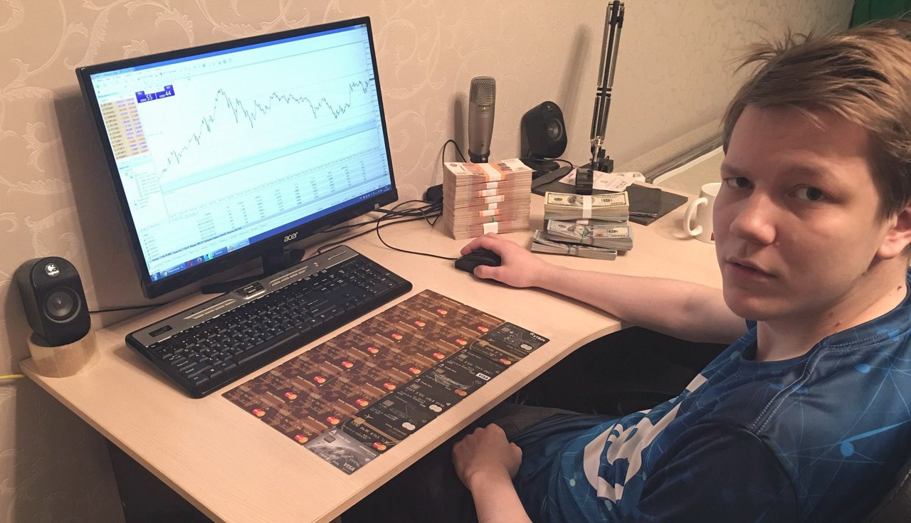 Криптоблогер Павел Няшин найден мертвым у себя дома
