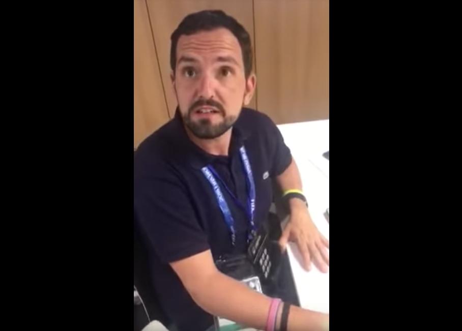 """""""Вай ю донт лайк Краснодар?"""": краснодарская журналистка попыталась поговорить с коллегой из Испании"""