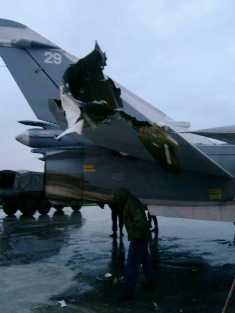 Российскую авиабазу в Сирии обстреляли из минометов, погибли двое военных (дополнено)