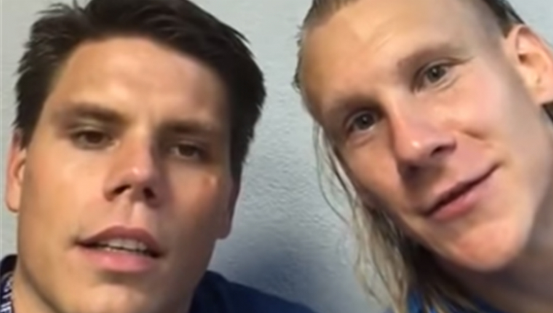 Хорватский футболист извинился за видео со словами Слава Украине!