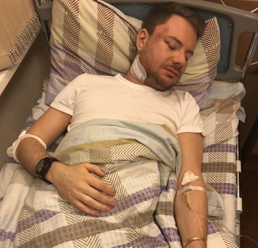 Задержан бывший пермский депутат, избивший в ночном клубе DJ Smash
